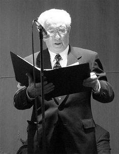 Rabbi Frankel's concert - May 2003