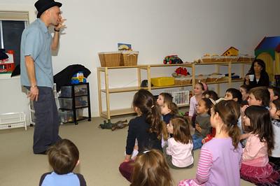 2005  December - Chanukah Party