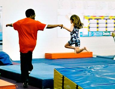 Jumping Julia