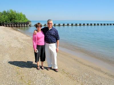 2005  July - Harvey and Susan Weekend