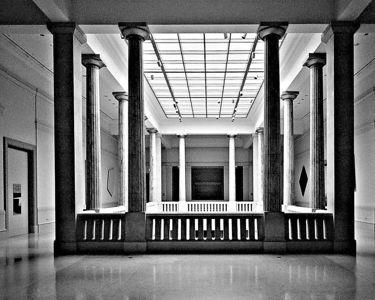 Art Institute of Chicago - 2 (Contax G2, 45mm Planar, Fuji Press 800)