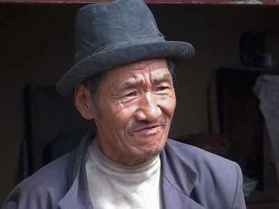 Week 24  Tibetan Farmer