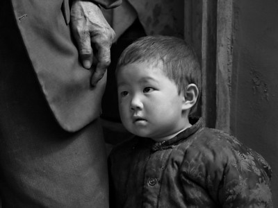 Week 24 Tibetan Farm Child II