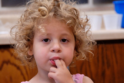 Abigail's Third Birthday - School Party - Classmate