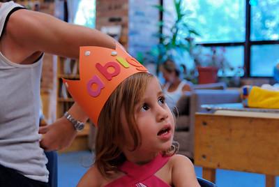 Abigail's Third Birthday - School Party