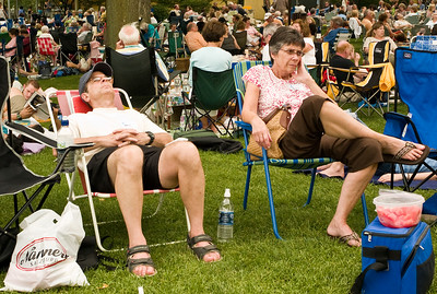 August - Bnai Tikva Empty Nesters at Ravinia