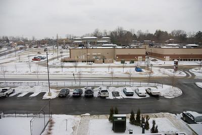 Poughkeepsie - Winter - South Road