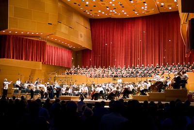 The Grant Park Festival Orchestra