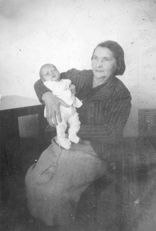 1942 - Becky and Clive