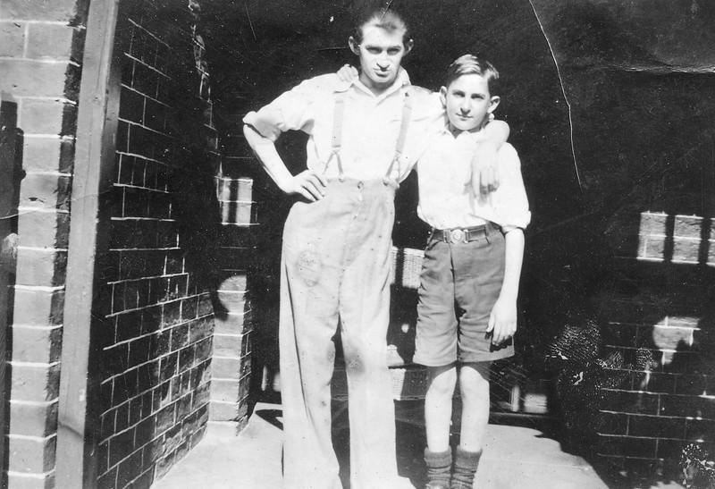 Harry and Joey Ligoff
