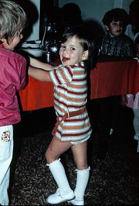 1972 - Johannesburg - Lisa - Third Birthday Party