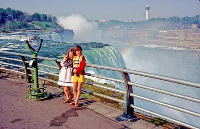 Spring 1978 - Niagara Falls