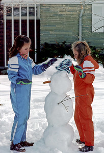 Winter 1979 - Poughkeepsie, New York