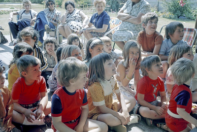 January 1976 - Wendywood - Lisa's 7th birthday party