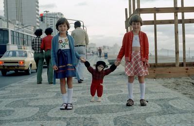 Summer 1978 -Ipanema Beach, Rio de Janeiro