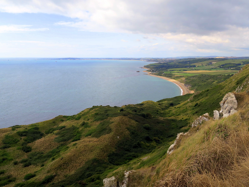 View towards Weymouth