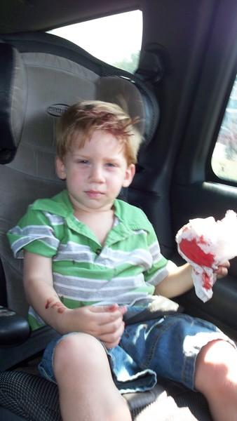 Devins Staple Head 09-03-2011
