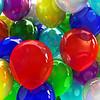 Coloured air balloons