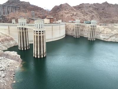 Hoover Dam, Nevada.