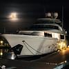 DSC05709 David Scarola Photography, Moon Rise over Admirals Cove Marina in Jupiter Florida, May 2017, web
