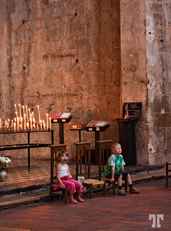 In the church :)<br /> <br /> Basilique Saint Madeleine, Saint Maximin la Sainte Baume, Provence France, Provence