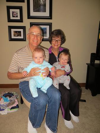 Grandma Barb & Papa Dave - 05/13