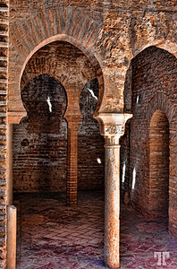 Alhambra, Granada, Spain - Moorish Architecture