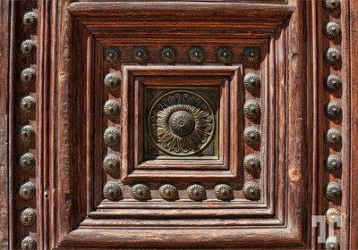 Ornamental architecture in Spain - Door