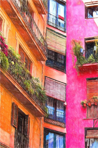 buildings-barcelona-2LR-COLOREDPENCIL-enlarged