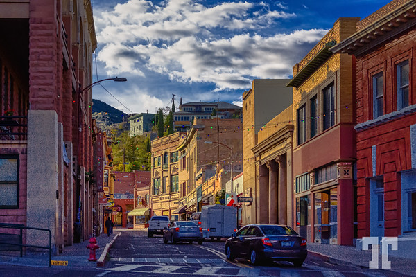 bisbee-downtown