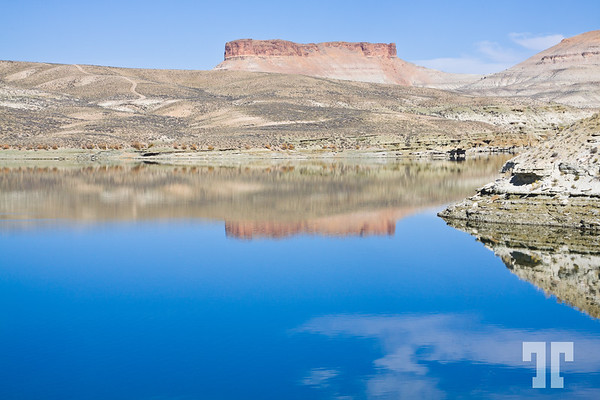 Flaming Gorge Recreational Park, Wyoming, USA