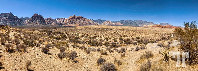Red Canyon valley