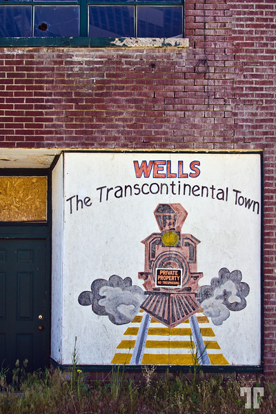 Wells - The Transcontinental Town