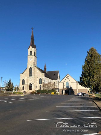 Church-Mt Angel-OR