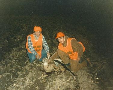 1985 - First Deer
