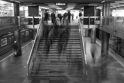 Nagyvárad tér – Rush — Rohanás