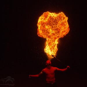 Fire Show | Tűzzsonglőrök