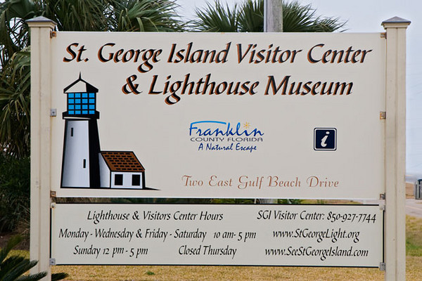 Lighthouses have a certain fascination for people.  Even though many lighthouses have been decommissioned these days, the nostalgia associated with them moves people to want to preserve them.  Here is the story of the lighthouse that has been reconstructed on St. George Island in Florida.