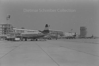 1960-08-28 Vicerks Viscount Austrian Airlines