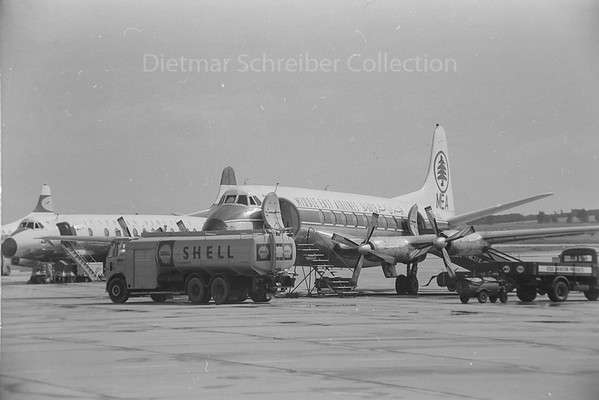 1960-08-22 OD-ADD Vickers Viscount Middle East Airlines