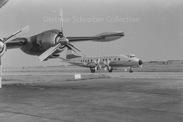 1960-08-20 OE-LAF Viscount Austrian Airlines