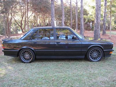 1986 M535i