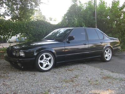 1988 BMW 735i Dinan