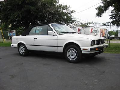 1989 BMW 325i Vert