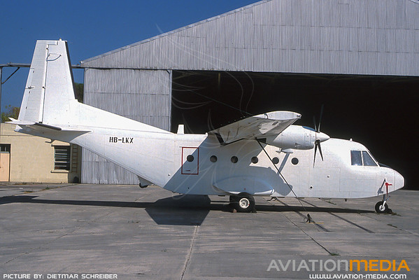 1991-07 HB-LKX CASA 212