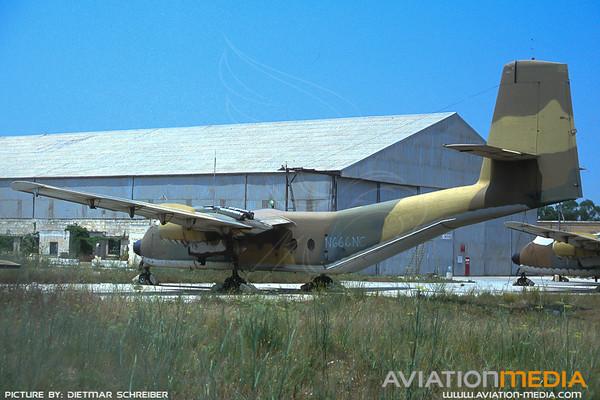 1991-07 N666NC DHC4 Caribou