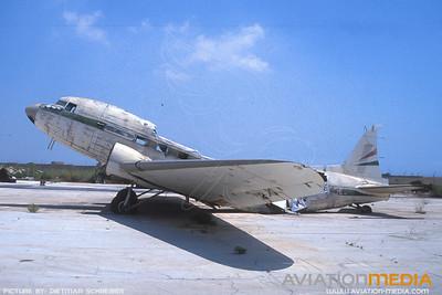 1991-07 N535M Douglas DC3