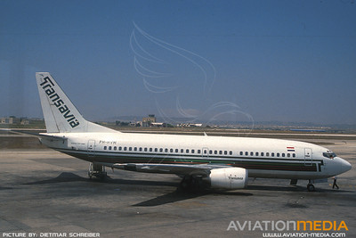 1991-07 PH-HVM Boeing 737-300 Transavia
