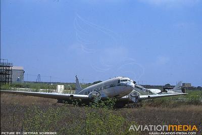 1991-07 N565 Douglas DC3