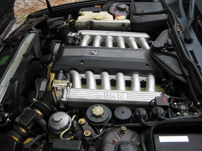 1992 BMW 750iL